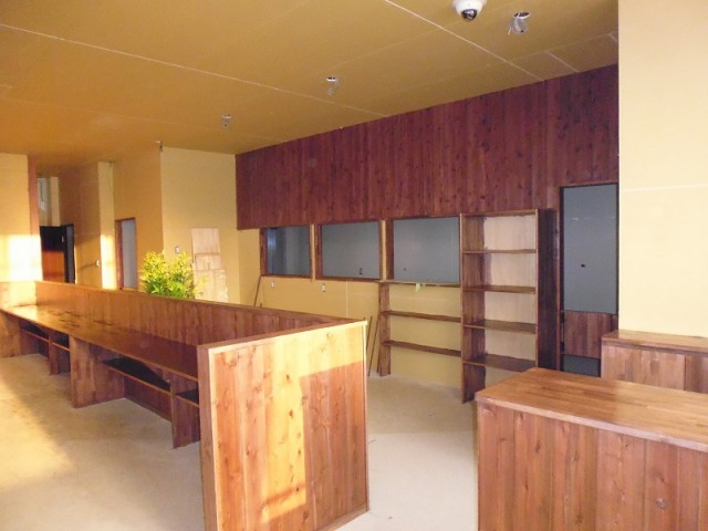 蔵出し味噌 彰膳 熊本店施工中です。掲載写真4