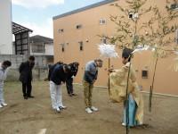 福岡市城南区の注文住宅建築 W様邸地鎮祭掲載サムネイル写真2