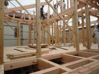 福岡市城南区の注文住宅建築 W様邸上棟式掲載サムネイル写真3