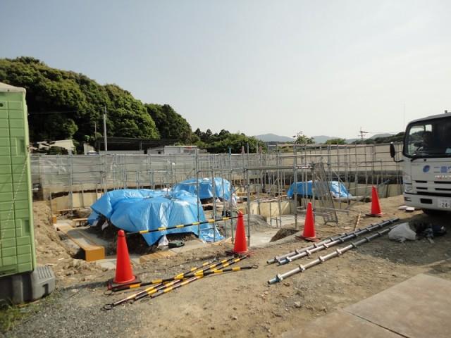 福岡市早良区の注文建築 菩提寺別院新築工事掲載写真3