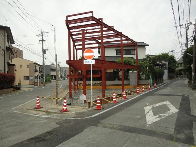 福岡市博多区のテナント新築工事 掲載写真2