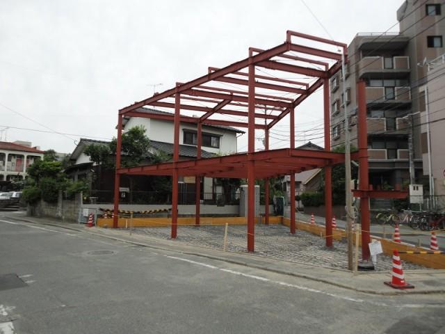 福岡市博多区のテナント新築工事 掲載写真1