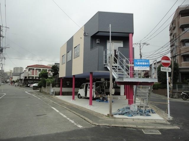 福岡市博多区麦野のテナント新築工事掲載写真1