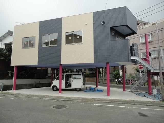 福岡市博多区麦野のテナント新築工事掲載写真2
